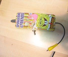SNES video controller