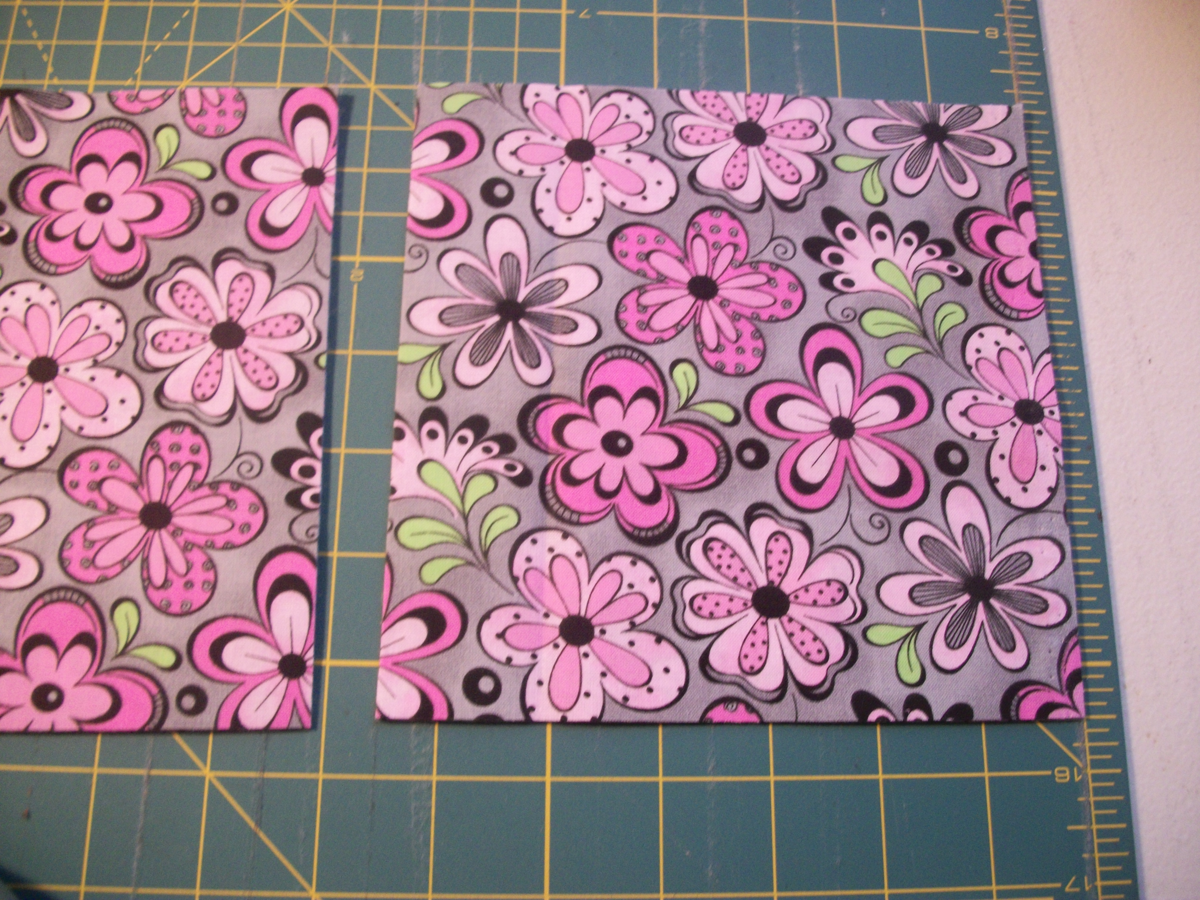 Picture of Finished Cut Square
