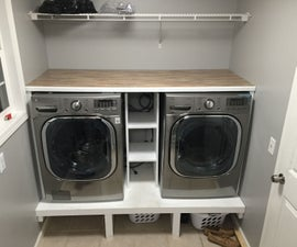 Washer Dryer Built In