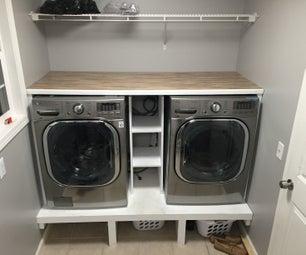 Washer Dryer Built In