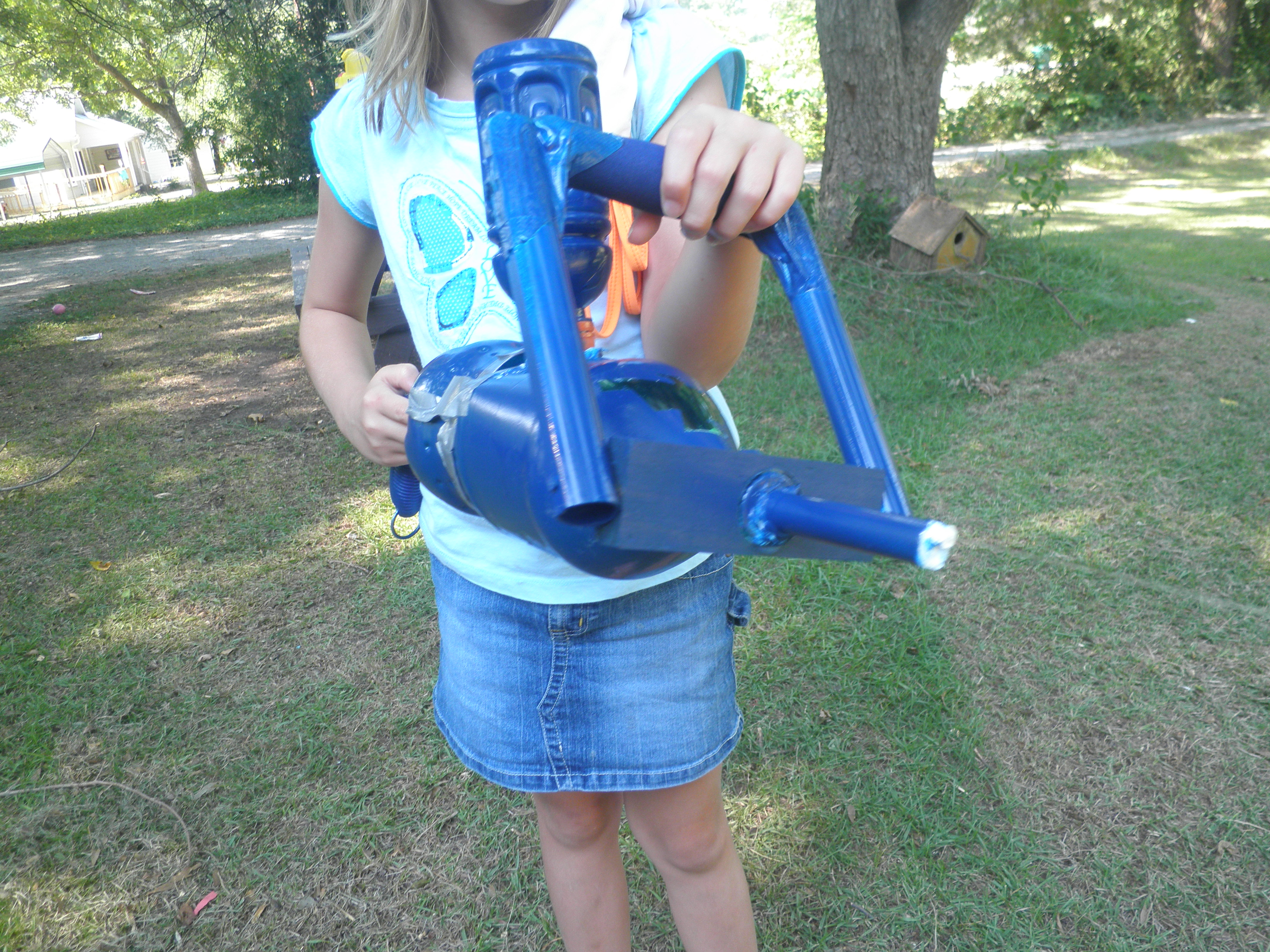 Picture of Motorized Watergun