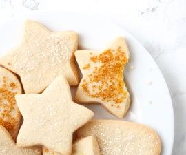 no chill sugar cookie recipe