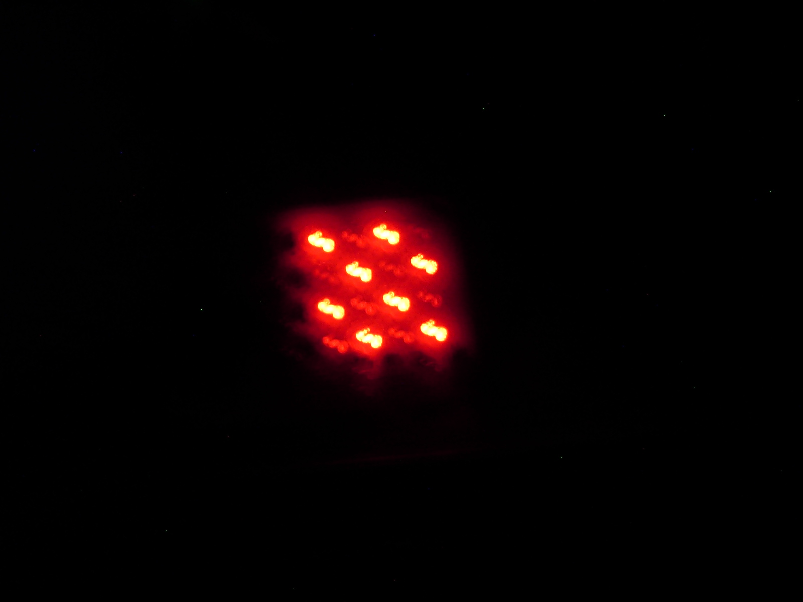 Picture of Project 3[pt 2]: '2 Wire' 4x4 Led Matrix Display