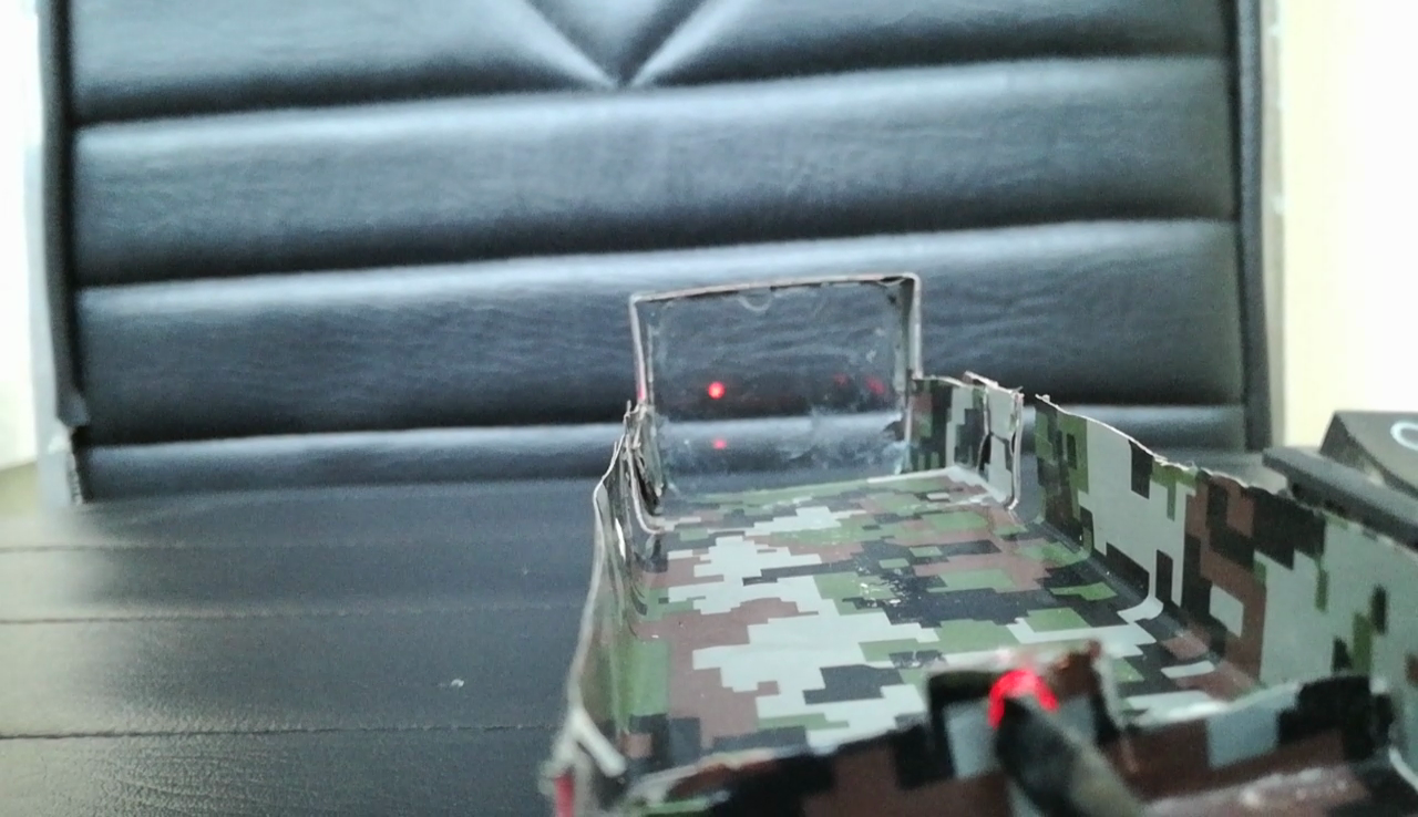 Picture of Homemade REFLEX-DOT