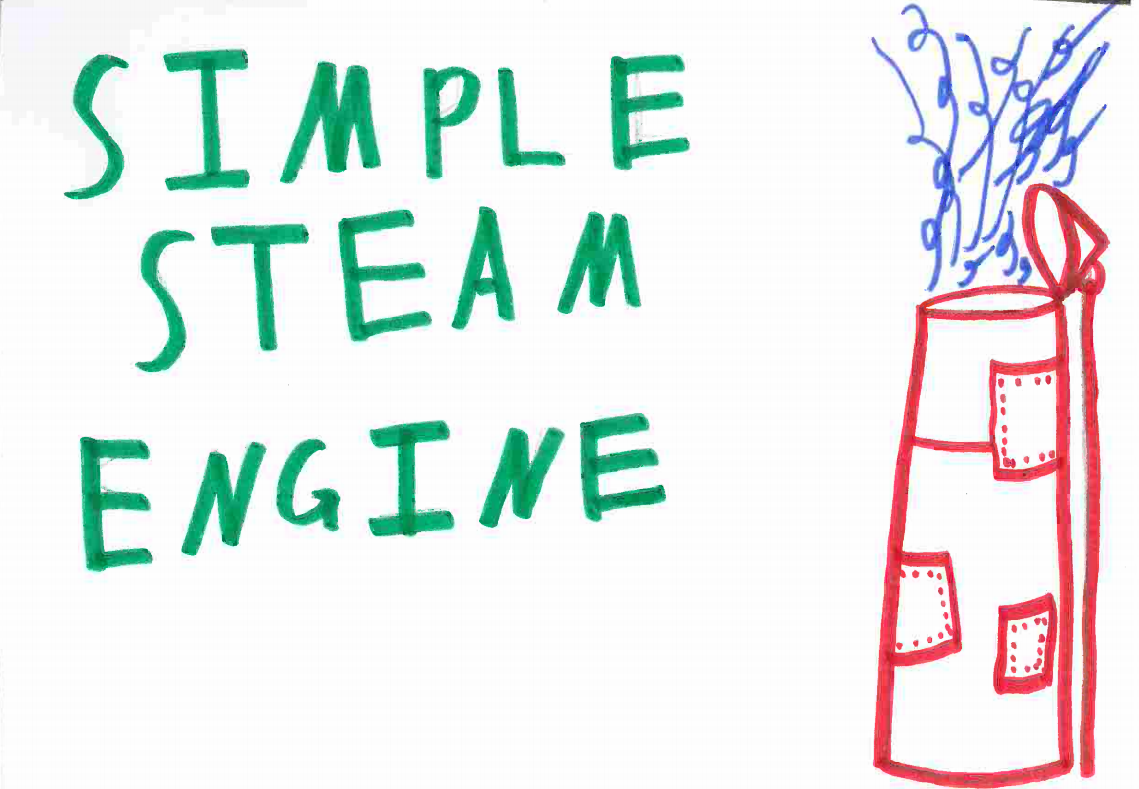 Picture of Simple Steam Engine
