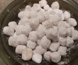 Sugar Dough