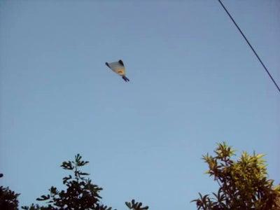 Cardboard Flying Body KFB-3 V2
