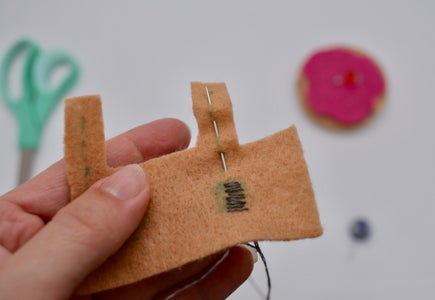 Sew a Power Source
