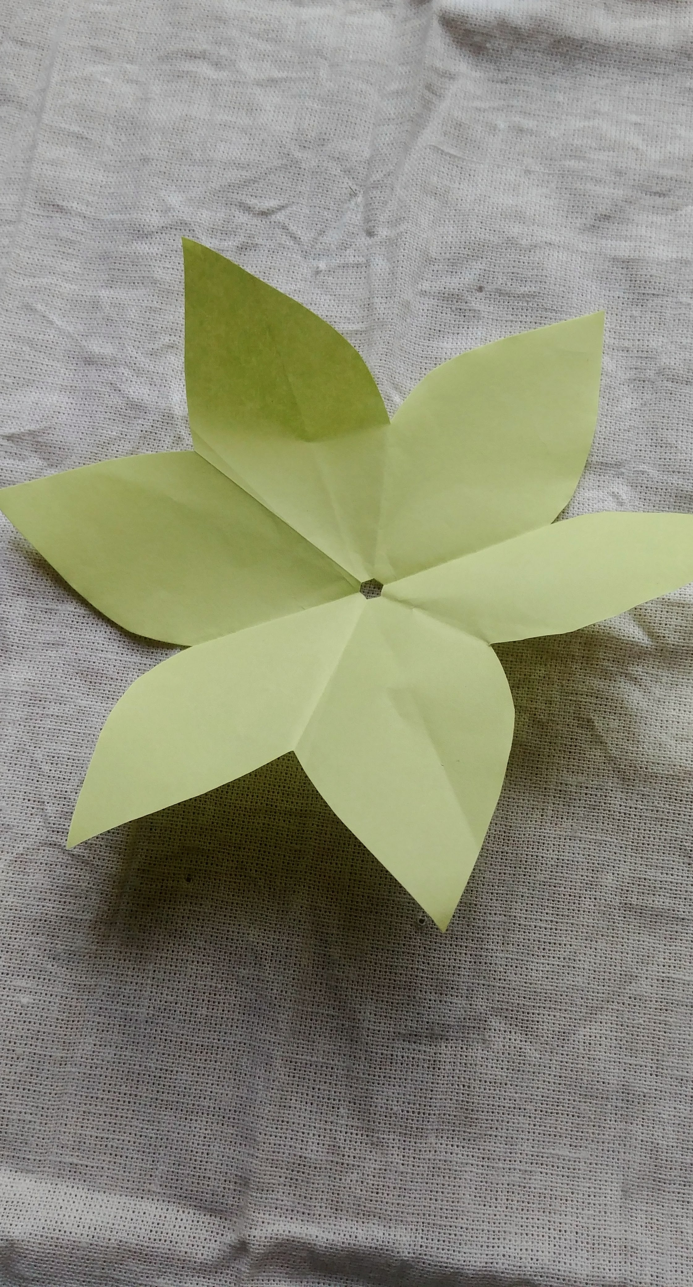 Picture of Making the Flower