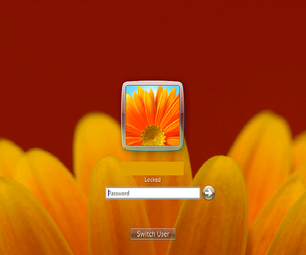 Make a Custom Logon Screen in Windows 7