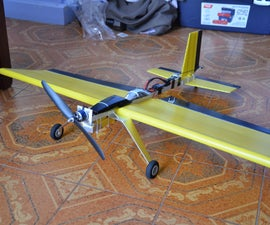 Electric S.P.A.D. Drone 0.1