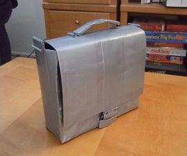 Duct Tape Messenger Bag + Hardware