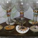 Wine Glass Collars