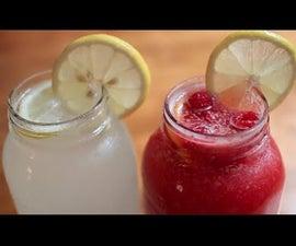 How to make Lemonade | 2 Ways