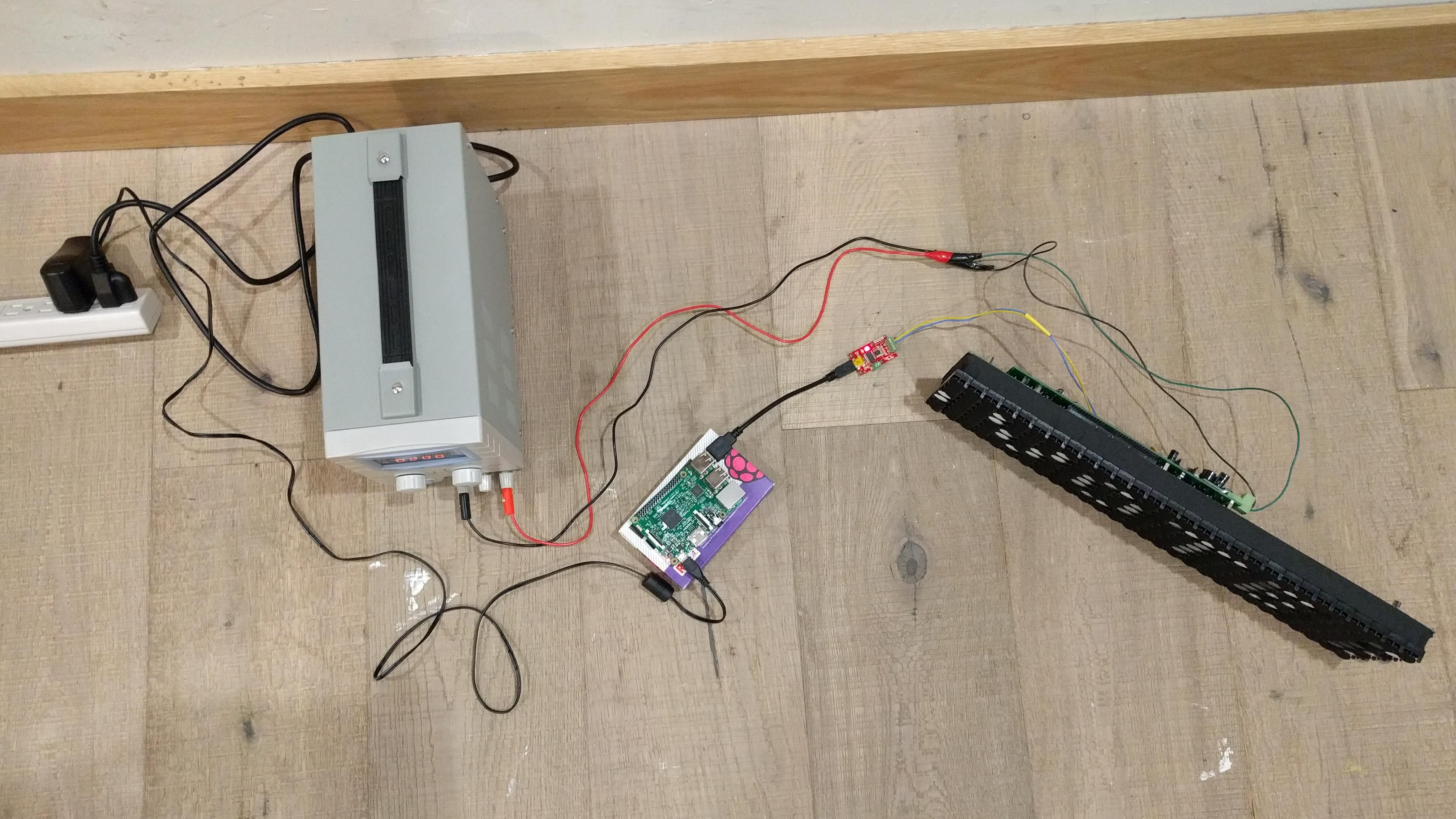 Picture of Setup Python Script on Raspberry Pi