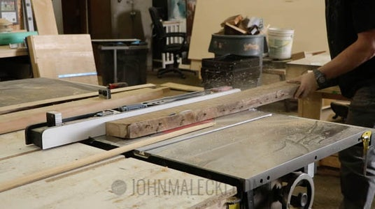 Top Glue Up : Mill Stock