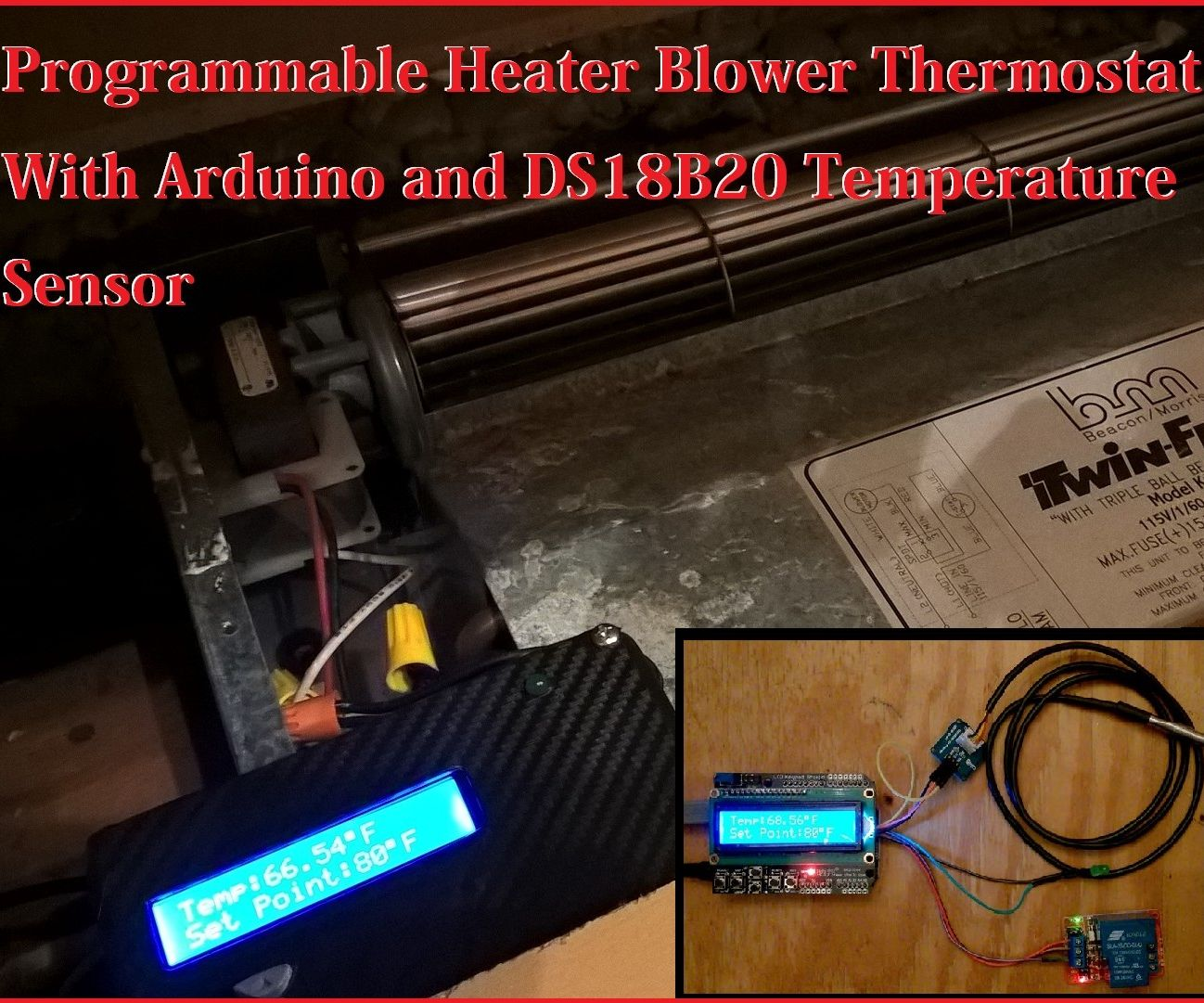 Fan Relay Switch Thermostat Wiring Free Download Wiring Diagram