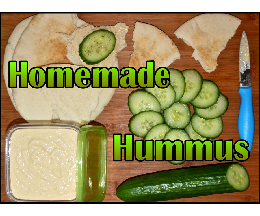 Picture of Homemade Hummus