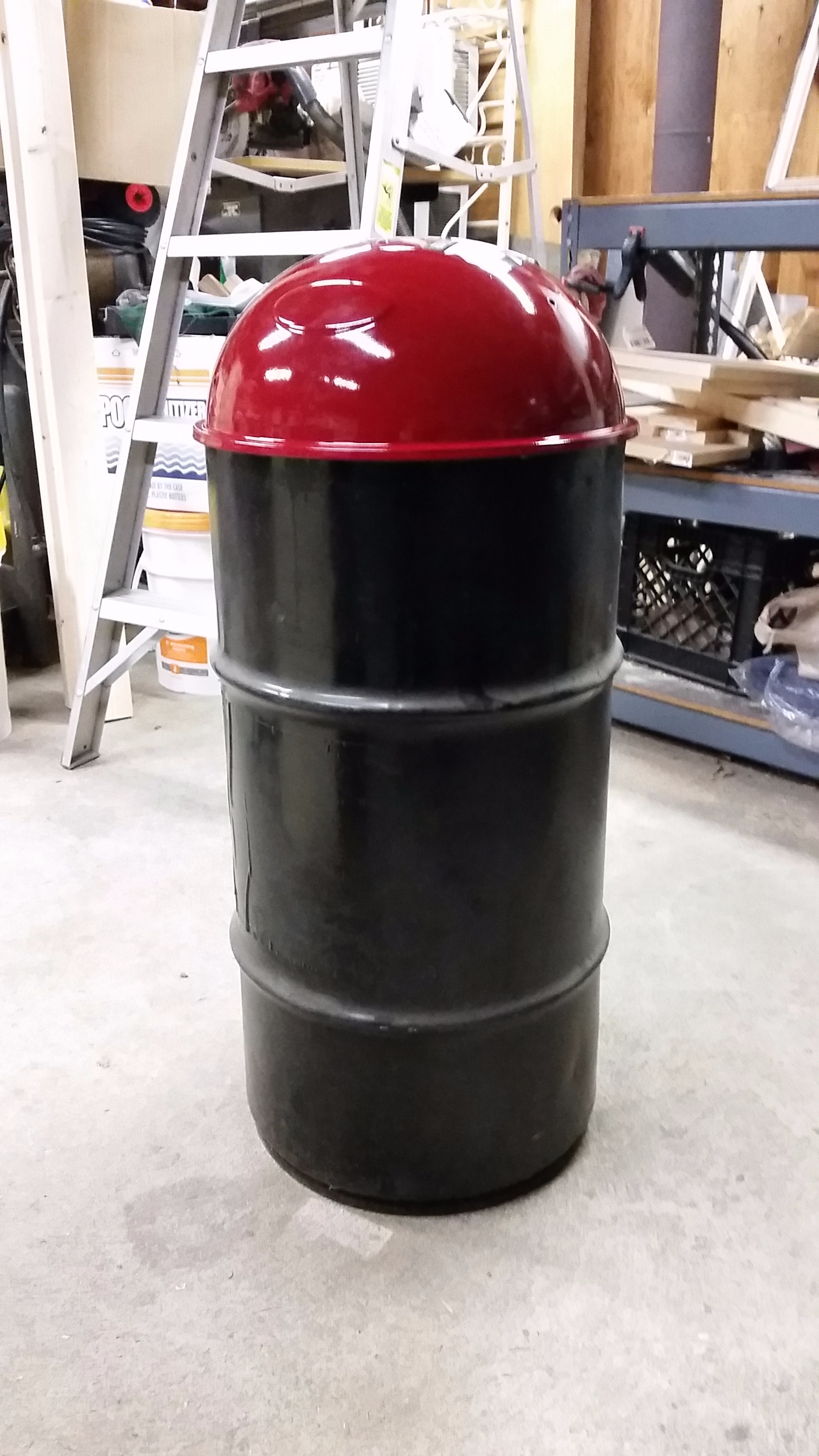 Picture of Drum Lid Test Fit