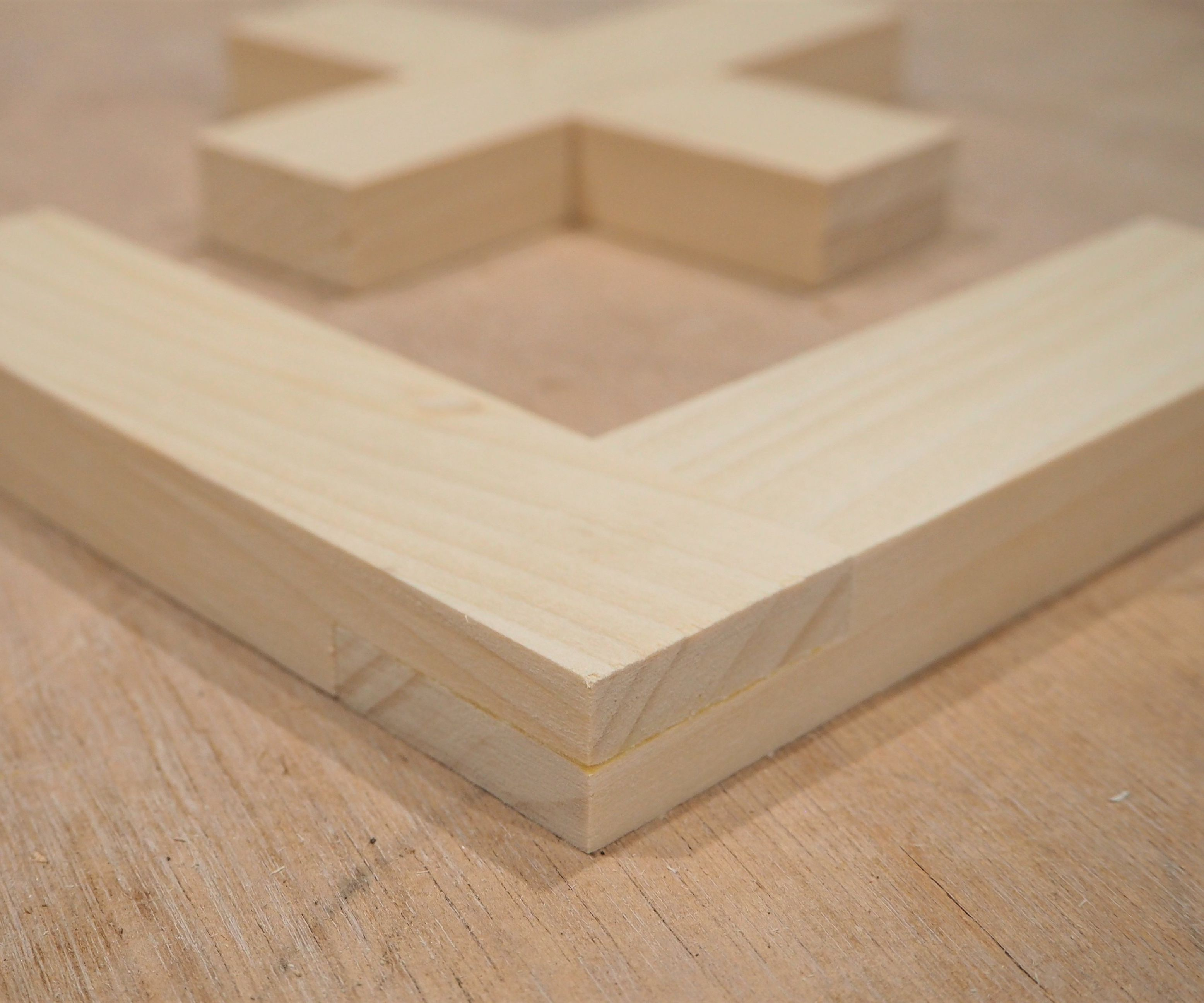 easy half lap joints: 7 steps (with pictures)