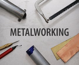 Metalworking Class