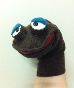 Simple Sweater Puppet