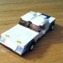 Lego Cadillac XLR