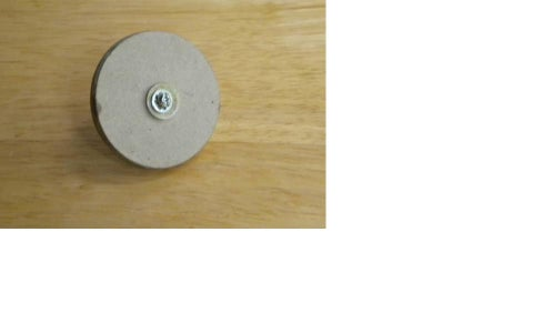 Prepare Rotor & Flywheel Disks