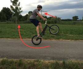 How to perform multiple backwheel hops on your trial bike