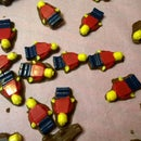 Mini Fig Chocolates from start to finish