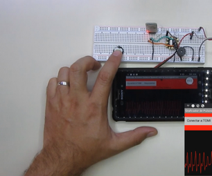 Visualize Cardiac Graphics on Smartphone With Cheapduino and Pulse Sensor