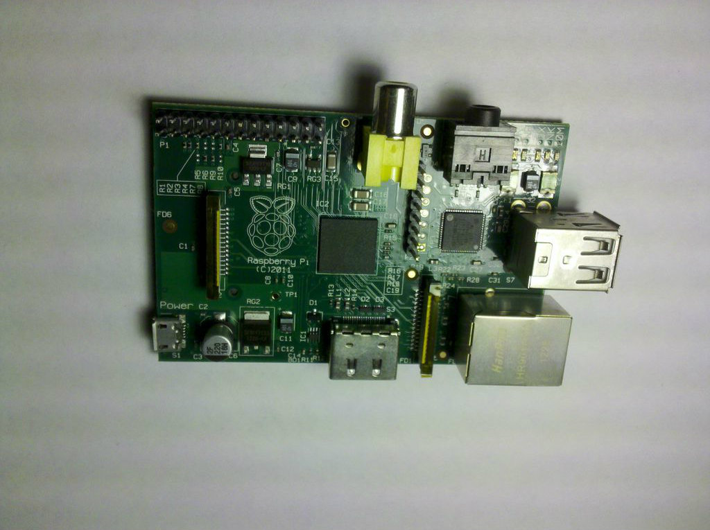 Picture of Hardware: Part 1 Required Components