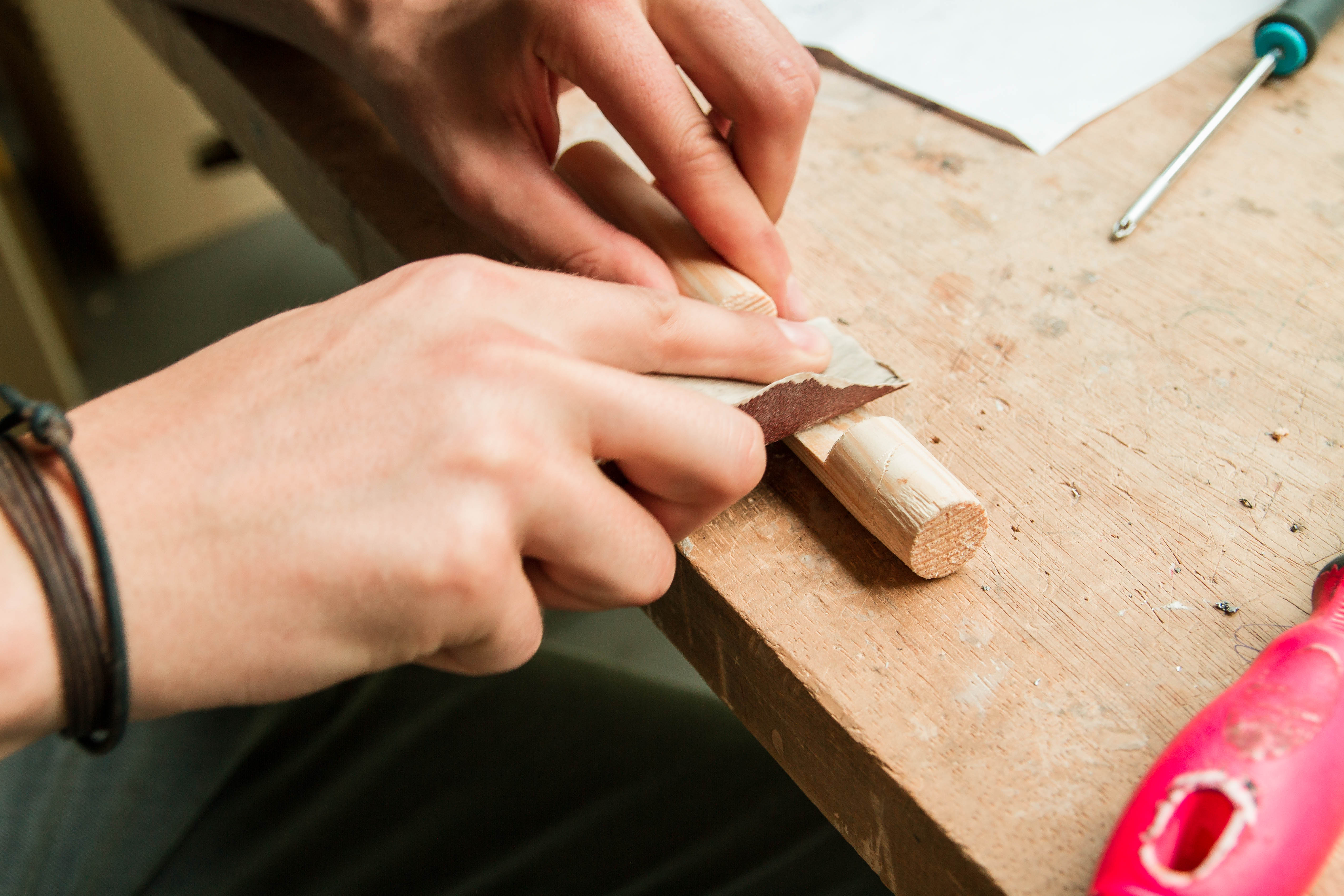 Picture of Woodwork - Step 1.