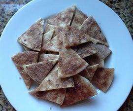 Cinnamon Tortilla Chips