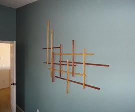 """Phi"" Wall Art"