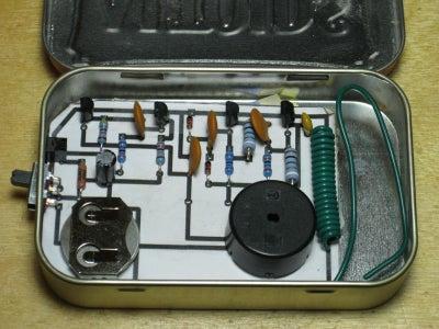 FM Bug Detector Kit
