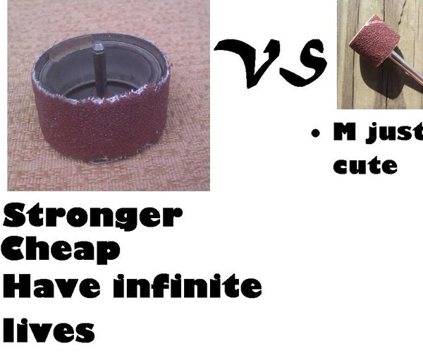 Stronger Cheaper DIY Sand Drum
