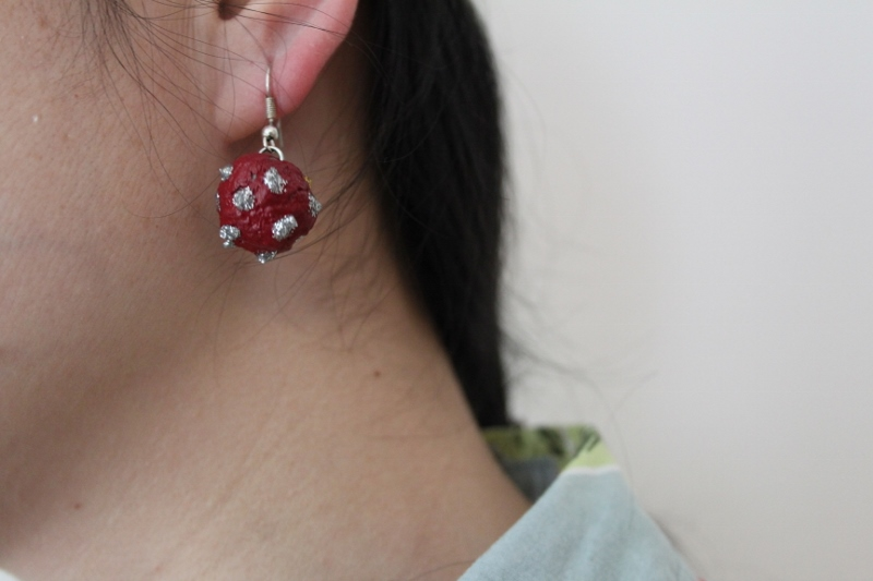 Picture of D I Y Paper Earring
