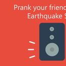 Faking Earthquake using Woofer (High power speaker)