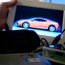 Display Pictures Off A PSP/A Mobile Phone On A Digital Photo Frame