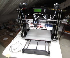 Geeetech M201 - Mix Your Prints!!