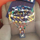 knex hot air balloon