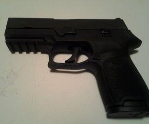 How to Field Strip a Sig Sauer P250 Modular Handgun