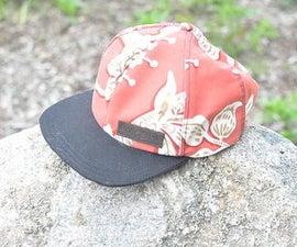 How to make a Snapback Baseball Hat | ProperFit DIY