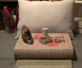 DIY Envelope Throw Pillow Cover