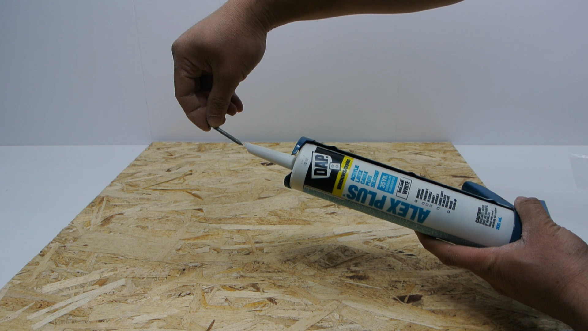 Picture of Better Way to Save Caulking