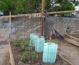 Simple Tomato Cage