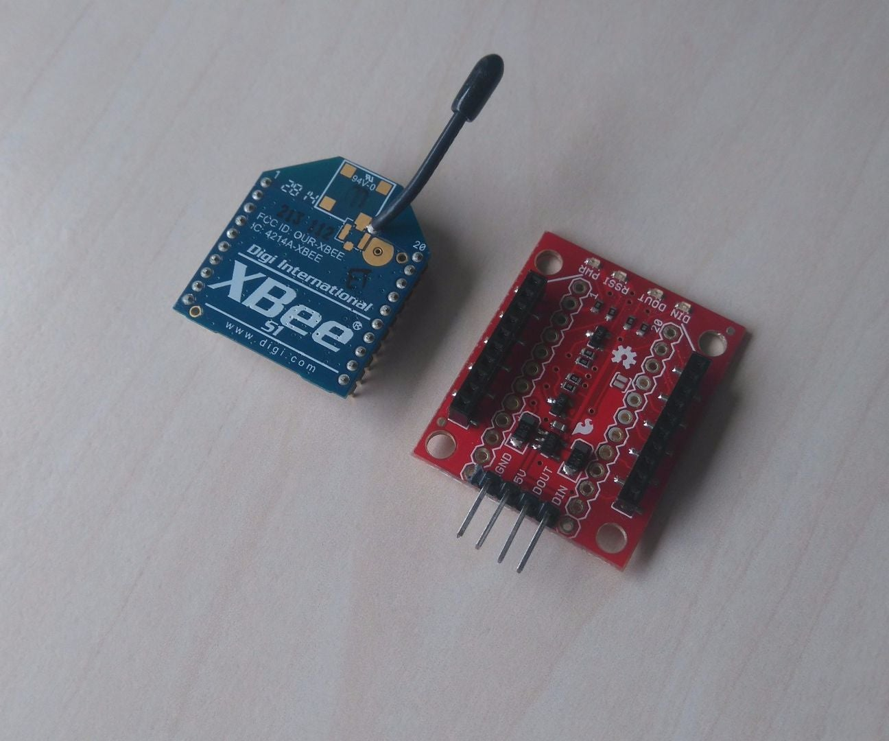 How to Use XBee Modules As Transmitter & Receiver - Arduino Tutorial : 5  Steps
