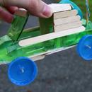 Very simple remote control car