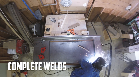 Weld Second Rectangle